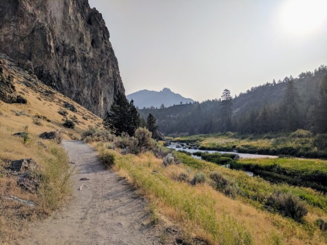 Hikes near Redmond in Central Oregon