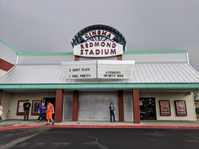 Redmond Cinema and other Central Oregon movie theaters