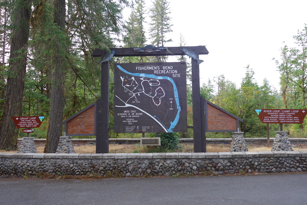 Fishermen's Bend Recreation Area - Central Oregon Road Trip Stops