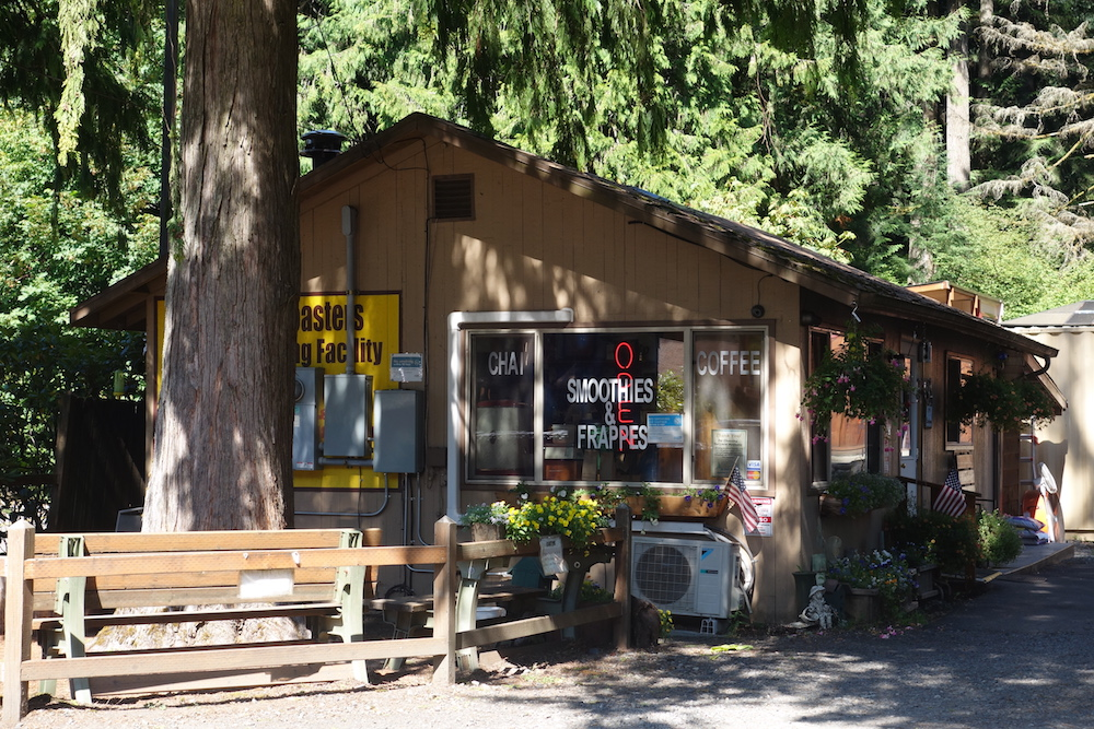 Mount Hood Coffee Co - Portland to Bend Road Trip Scenic Drive