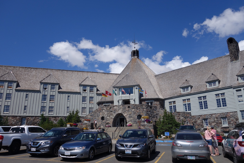 Timberline Lodge - Portland to Bend Road Trip Scenic Drive