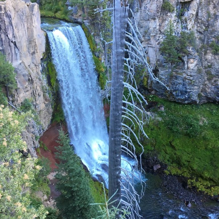 Tumalo Falls Hike: Waterfalls on North Fork Trail
