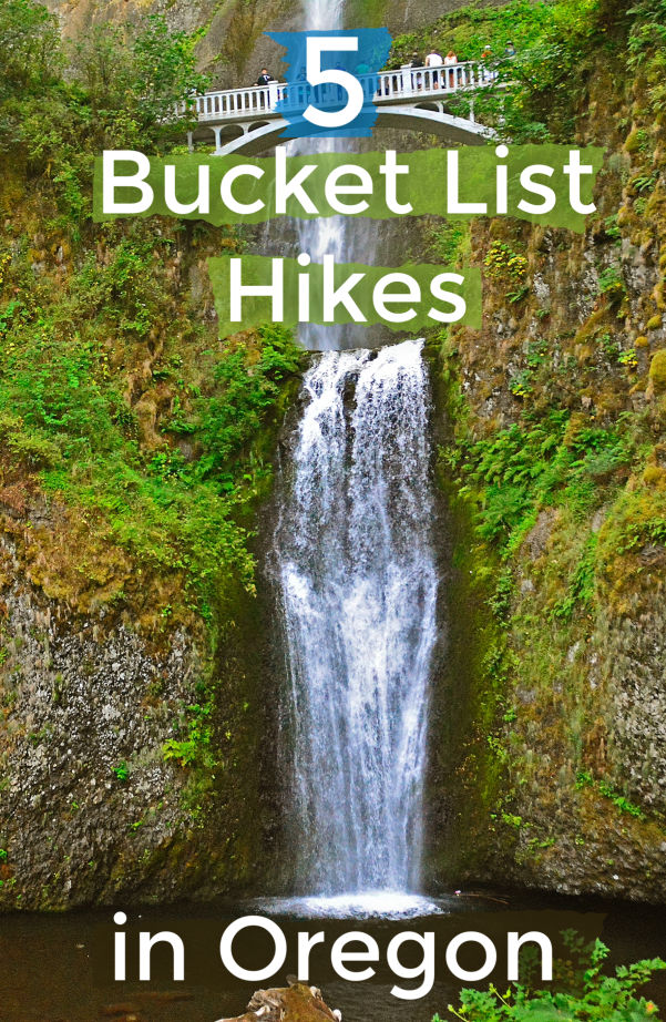 5 Bucket List Hikes in Oregon - best hiking trails in Oregon | Roam Redmond Oregon