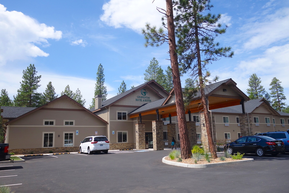 Sisters Hotel Oregon: Grandstay Hotel in Sisters