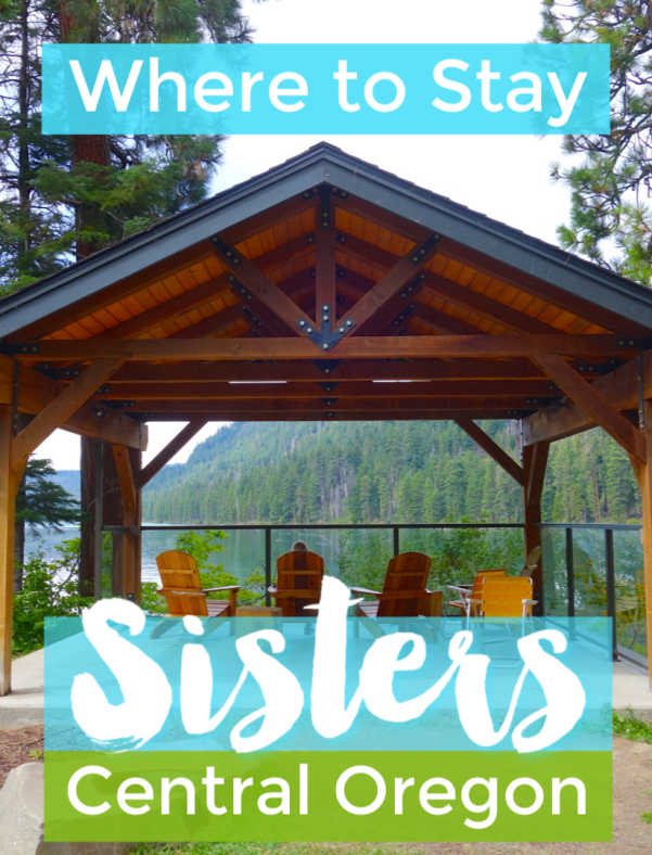 Where to stay in Sisters, Oregon - Sisters Hotels, Lodges, Resorts, Airbnbs, and Camping in Central Oregon
