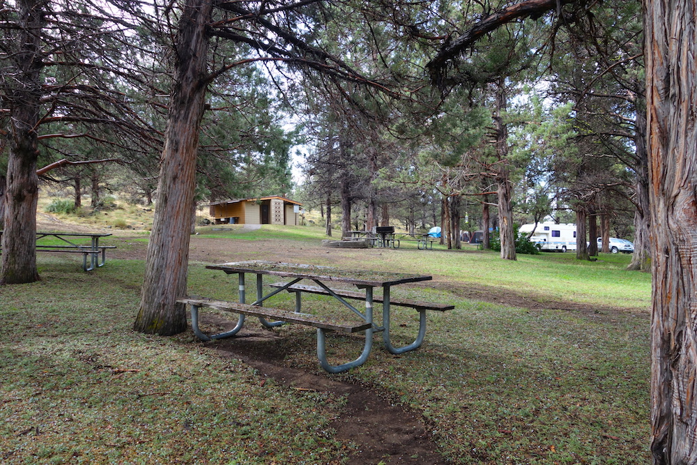Guide to Tumalo Oregon - State Park Campground